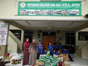 rumah perlindungan anak yatim al nasuha