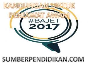bajet-2017-penjawat-awam