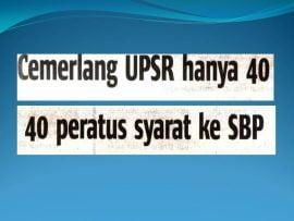 upsr-40-peratus-ke-sbp