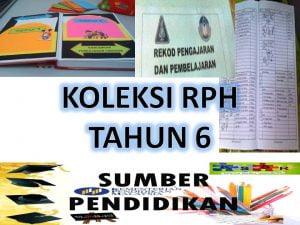 Rph Bahasa Melayu Tahun 6 Sumber Pendidikan
