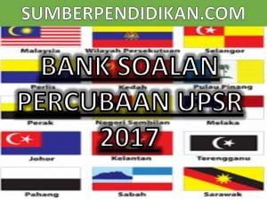 Himpunan Terbesar Koleksi Percubaan Upsr 2017 Semua Negeri Sumber Pendidikan