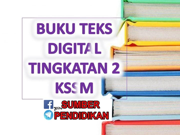 Koleksi Buku Teks Digital Tingkatan 2 Kssm Sumber Pendidikan